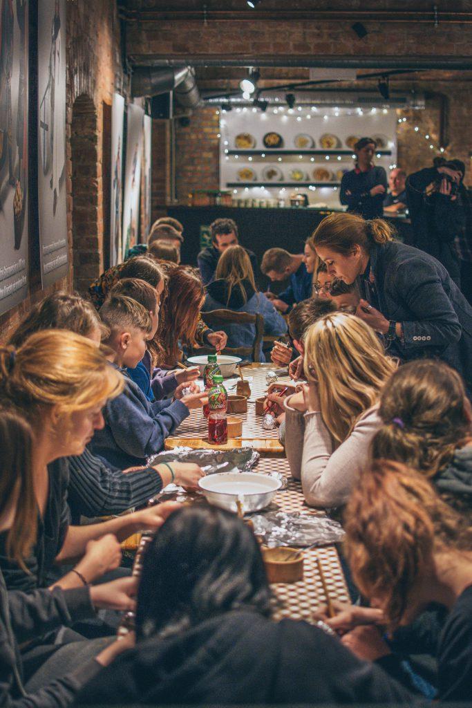 Spotkanie wigilijne z dziećmi z jastrowskich placówek