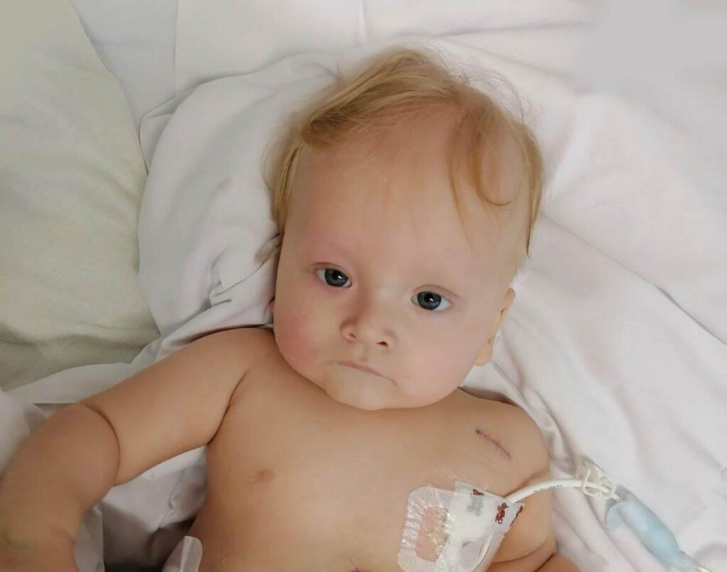 Pomóżmy Maksymilianowi wygrać z nowotworem!